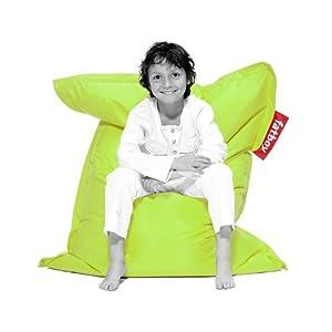 fatboy sitzsack junior lime green bestpreis. Black Bedroom Furniture Sets. Home Design Ideas