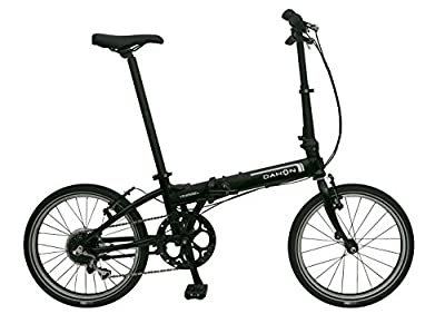 Dahon Vitesse Folding Bike - Black