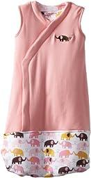 Magnificent Baby Baby-Girls Newborn Smart Bundle Sack, Pink, 0-6 Months