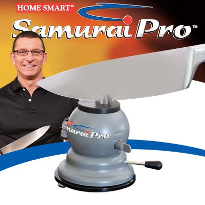 Home Smart Samurai Pro Knife Sharpener