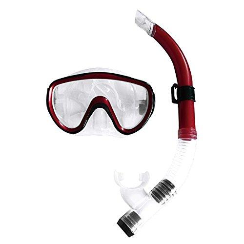 Jilong Snorkel Set Atlantic - Schnorchel Set für Erwachsene, Maske und Schnorchel