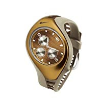 Nike Triax Swift 3i Analog Watch - Iron/Copper - WR0091-082 from Nike