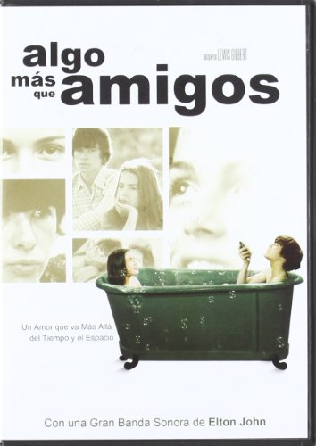 Algo Más Que Amigos [DVD]