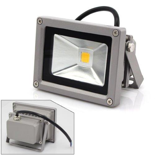 Unihandbag Warm White Spotlights Waterproof 10W Outdoor Led Wall Wash Flood Light
