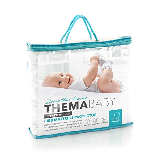 Crib Mattress Protector by Thema Home - 1
