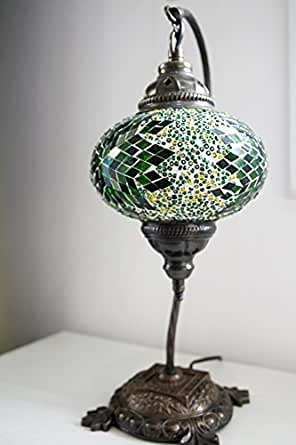 Turkish Lamp Mosaic Lamp Table Lamp Mosaic Lamps Moroccan Lanterns Turki