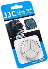 JJC ALC-3S Self-Retaining Auto Open Close Auto Lens Cap For Panasonic Lumix DMC LX3 Leica D-LUX4 Sil