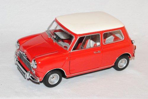 Mini Morris Cooper MKI Rot 1967 1/18 Kyosho Modell Auto
