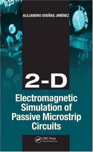 2-D Electromagnetic Simulation Of Passive Microstrip Circuits