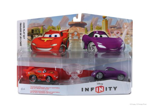 Disney Infinity Play Set Pack Cars