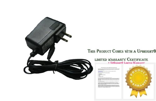 Upbright® Ac Adapter Charger Power Cord Supply For Sony Mdr-Rf970Rk Mdr-Rf970Rk Mdrrf970Rk;Mdr-Rf970R Mdrrf970R;Mdr-Rf925Rk Mdrrf925Rk;Mdr-Rf925R Mdrrf925R;Tmr-Rf970R Tmrrf970R Wireless Headphone Rf Stereo Transmitter (Note: If You Need Car Dc Adapter Pow