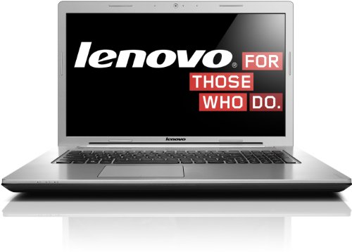 Lenovo IdeaPad Z710 43,9 cm (17,3 Zoll) Notebook (Intel Core I5-4200M, 2,3GHz, 8GB RAM, HYBRID 500G 5400RPM SSHD(8G), NVIDIA GeForce GT 740M / 2 GB, Win 8) schwarz