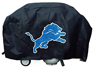Detroit Lions Deluxe Grill Cover by Unknown