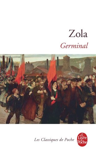 Germinal (Ldp Classiques) (French Edition)