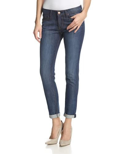 A.N.D. Denim Women's Bailey Rolled Skinny Jean