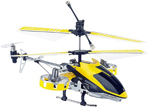 Simulus-4-Kanal-Fernlenk-Mini-Hubschrauber-GH-245-mit-5-Rotoren-Gyro