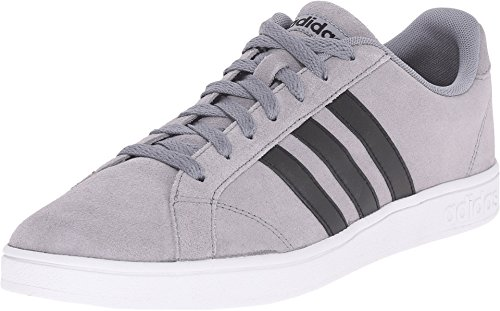 Adidas NEO Men's Baseline Shoe,Grey/Black/White,14 M US