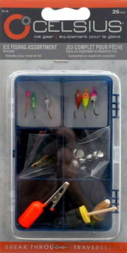 Celsius Ice Fishing Assortment