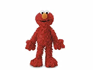 Fisher-Price Sesame Street Classic Plush Elmo