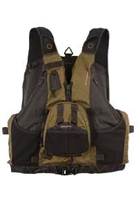 Stearns hybrid fishing paddle vest universal for Fishing vest amazon