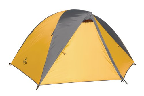 TETON Sports Mountain Ultra 4 Tent; 4 Person Backpacking Tent Includes Footprint and Rainfly; Easy Set-up Tent (4 Person Backpacking Tent compare prices)