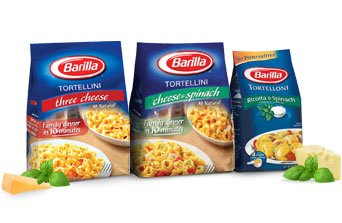 CHEESE AND SPINACH TORTELLINI(DINNER FOR 2) 6 PACKAGES