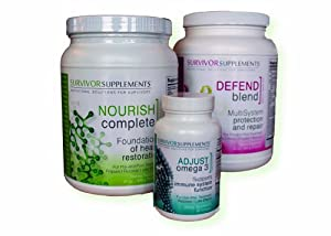 THE RECOVER PACK: A 3-Tiered Approach to Cleanse, Restore and Regain Energy