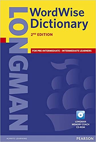 Longman Wordwise Dictionary (With CD) 2 Edition price comparison at Flipkart, Amazon, Crossword, Uread, Bookadda, Landmark, Homeshop18
