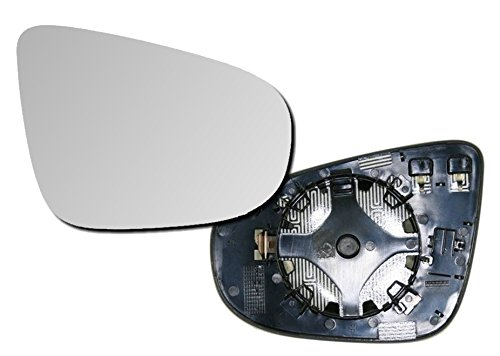 spiegelglas konvex rechts beheizbar vw golf vi touran ab 09 03 au enspiegel. Black Bedroom Furniture Sets. Home Design Ideas