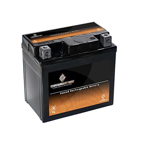 YTX5L-BS High Performance - Maintenance Free - Sealed AGM Motorcycle Battery (4 Wheeler Battery compare prices)