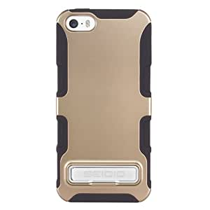 Seidio Dilex Case with Kickstand for iPhone 5/5S - Retail Packaging - Gold