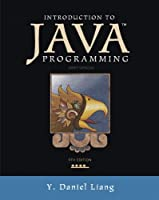 Introduction to Java Programming, Brief Version, 9th Edition Front Cover