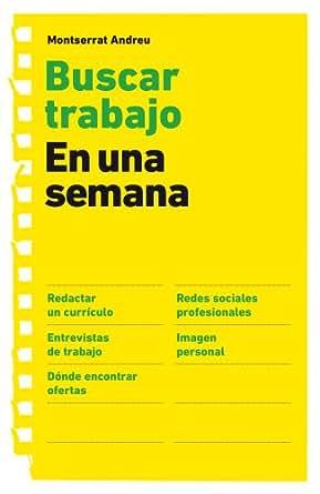 Amazon.com: Buscar trabajo en una semana (Spanish Edition) eBook