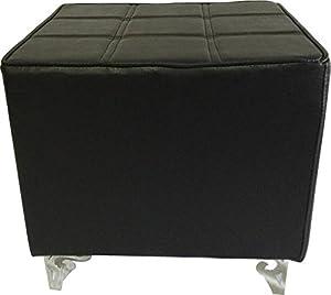 D Salon DS-WS2-BLACK Office Chair