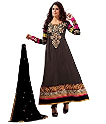 She Fashion long Anarkali suit dress material