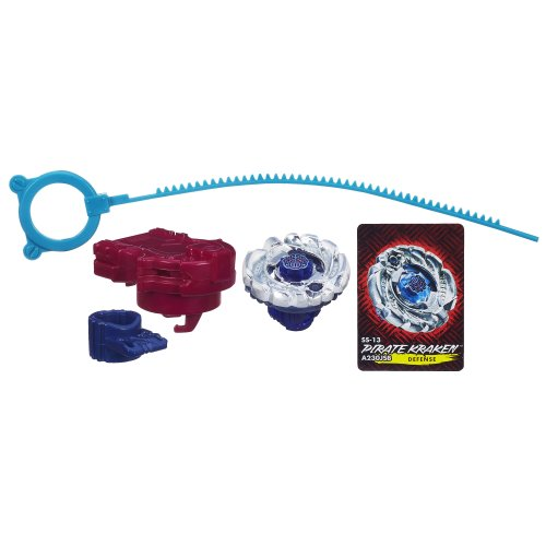 Beyblade A230JSB Shogun Steel Beybattle SS-13 Pirate Kraken Tops