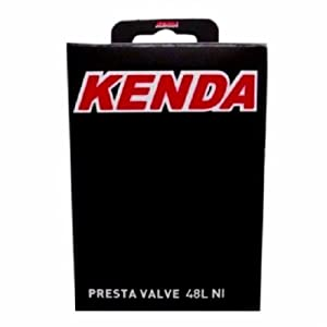 Kenda Tube Schrader Valve Bicycle Tire Tube, 26 x 1.5-1.75