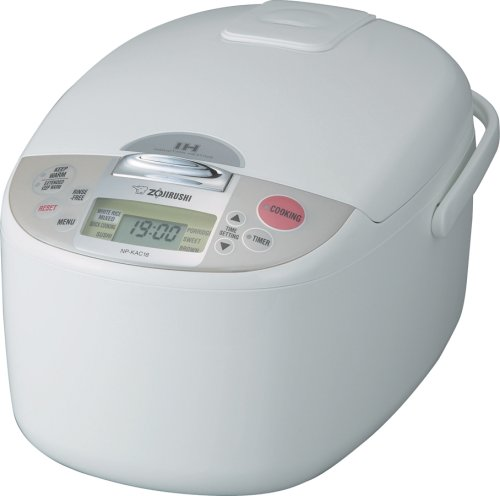 Zojirushi Np-Kac18 10-Cup Rice Cooker And Warmer With Induction Heating System front-614826