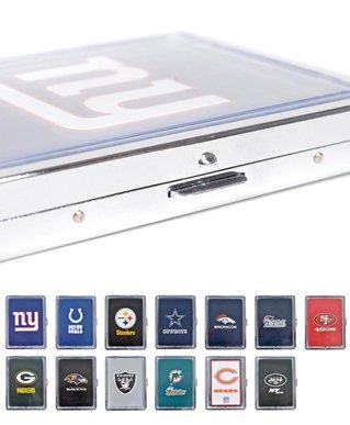 NFL Team Cigarette, Money or Card Holder