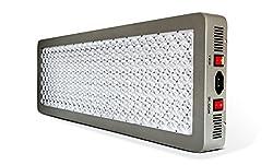 Advanced Platinum P900 900W LED Grow Light Review