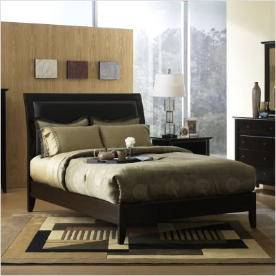 Cheap Bedroom Furniture Sets on Click To Bundle 00 City Ii Bedroom Set In Coco  4 Pieces  Size  Queen
