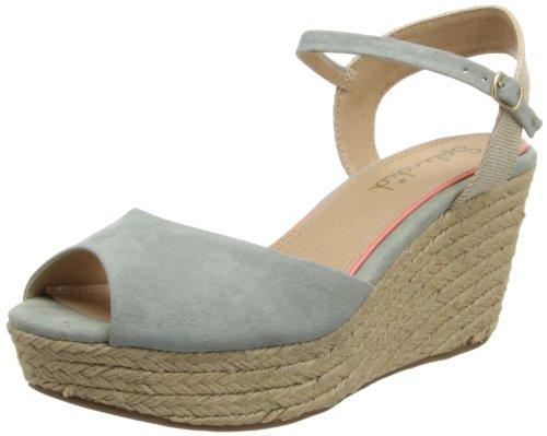 Splendid Women'S Ganes Wedge Sandal,Camo/Grey,7.5 M Us front-1048745
