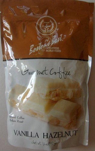 Boston'S Best Gourmet Coffee Vanilla Hazelnut 12 Oz