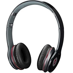 Monster Beats Solo HD by Dr. Dre Casque HD Noir