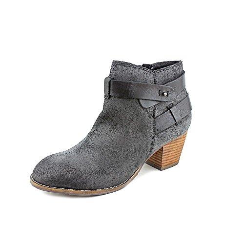 Dv By Dolce Vita Jaxen Womens Size 8 Black Suede Fashion Ankle Boots