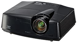 Mitsubishi HC4000 300-Inch 1080p Front Projector (Black)