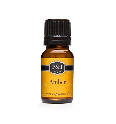 Amber Fragrance Oil - Premium Grade Scented Oil - 10ml (Amber Perfume Oil compare prices)
