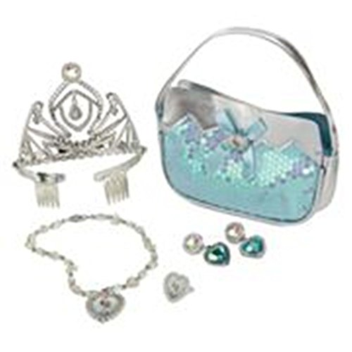 Disney Frozen Elsa Costume Accessory Set ~ 5 pieces