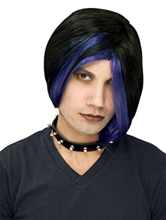 My Goth Brother Wig