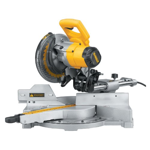 DEWALT DW712  8-1/2-Inch Single-Bevel Sliding Compound Miter Saw